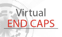 Virtual End Caps