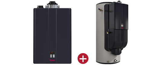 Commercial Tankless and Hybrid